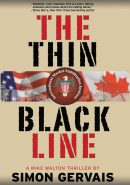 GERVAIS--THE THIN BLACK LINE cover