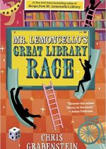 GRABENSTEIN--MR. LEMONCELLO'S GREAT LIBRARY RACE