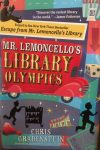 GRABENSTEIN--MR. LEMONCELLO'S LIBRARY OLYMPICS cover