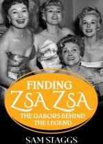 STAGGS--FINDING ZSA ZSA cover